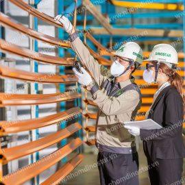 Báo Dân trí: Doanh nghiệp nhôm Việt tự tin gia nhập chuỗi cung ứng toàn cầu